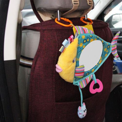 Fisch Baby Ansicht Spiegel für nach hinten schauende Autositz hängende