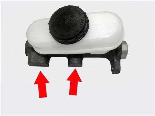 1993 SVT COBRA BRAKE MASTER CYLINDER FITS 87-93 FORD MUSTANG $$ SUMMER FOX SALE!