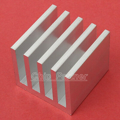 Heat sink 35X35X30mm IC Heat sink Aluminum Cooling Fin