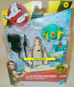 1984 Classic Ghostbusters PETER VENKMAN Ghost Figure Fright Feature 2021 READ!!!