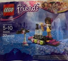 Sealed LEGO Polybag /> 30205 Friends Pop Star Red Carpet Retired