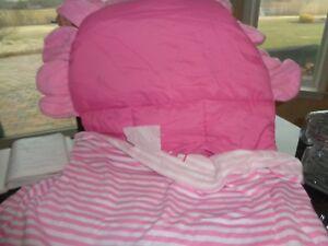 Pottery Barn Kids Critter Nap Mat Mono Penelope New Ebay