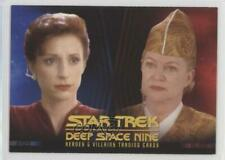 Rittenhouse Archives Star Trek Deep Space Nine Heroes And Villains Promo Card P1