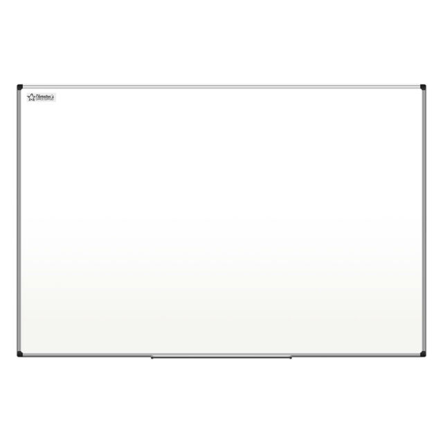 Thorntons Office Supplies Aluminum Frame 36 X 48 Dry Erase