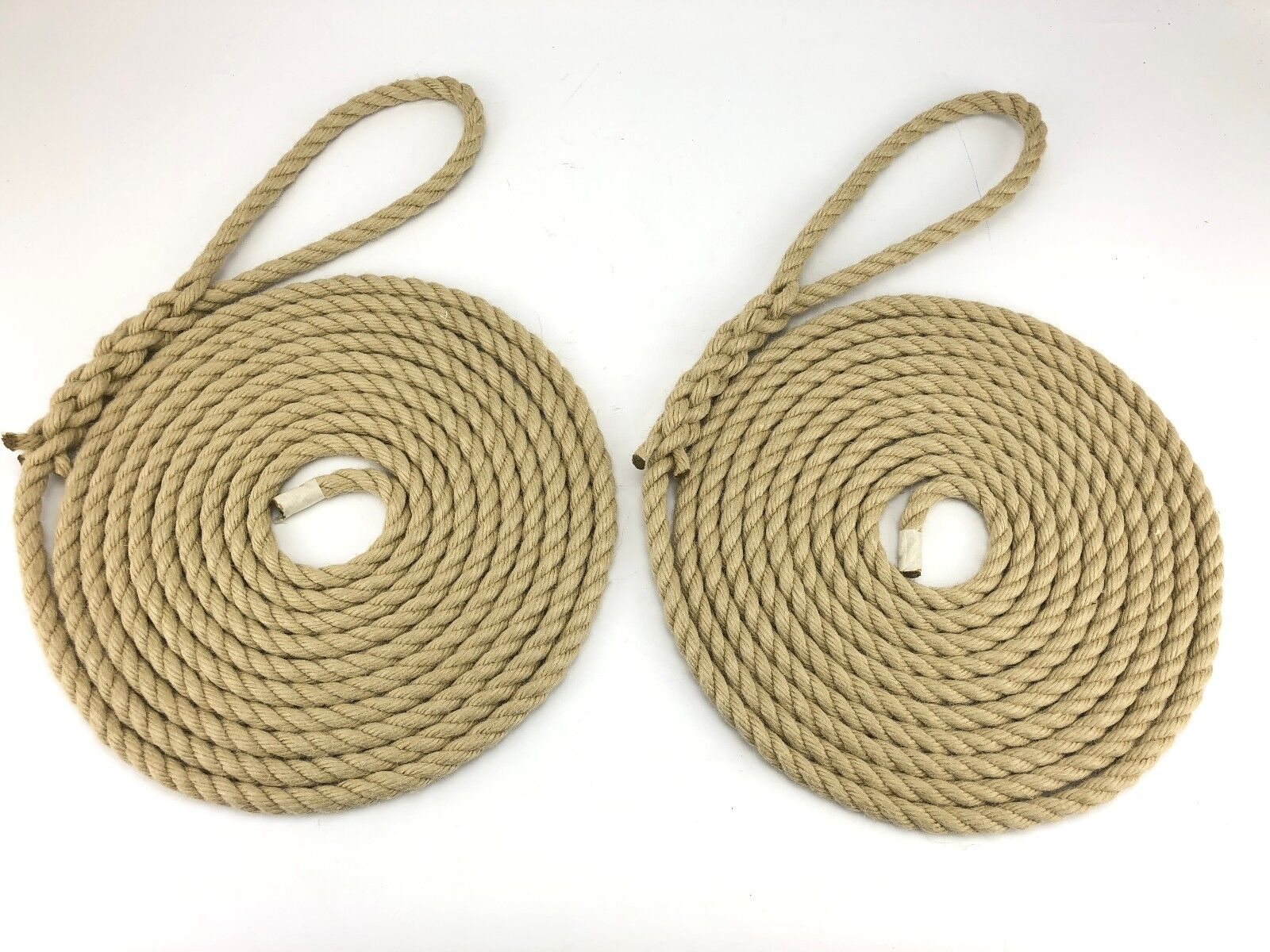 Synthetic Polyhemp Mooring Ropes, Warps, Boat Lines, Yachts, Canal, 10mm-18mm