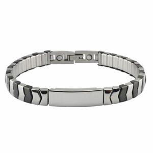 Energetix-4you-1232-566Cu-Magnetix-Power-Kupfer-Magnetarmband-schwarz-silber