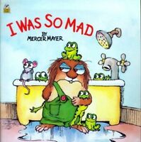 I Was So Mad, Children Kids Reading Bedtime Stories Books Fiction Learning on Sale