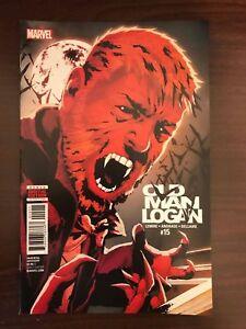 OLD MAN LOGAN #15 STANDARD COVER