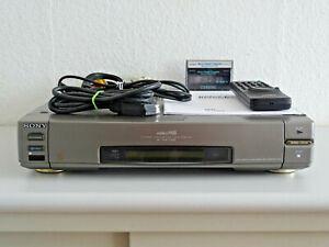 Sony EV-C2000 High-End Hi8-Videorecorder inkl. FB&BDA, 2 Jahre Garantie