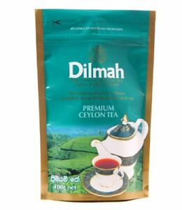 100-pure-Premium-CEYLON-Single-Origin-BLACK-TEA-DILMAH-Leaf-Tea-100g-200g-400g