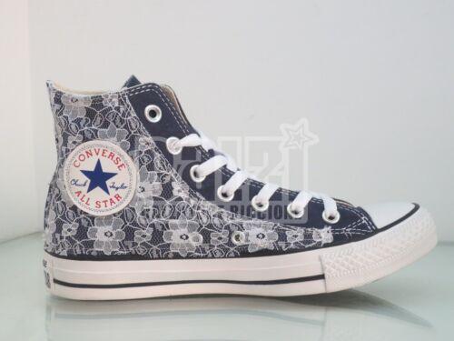 Pizzo All Navy Star Converse Blu Artigianali qgBHxwC