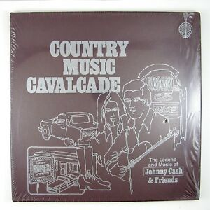 JOHNNY-CASH-The-Legend-Of-Johnny-Cash-amp-Friends-3LP-1975-BOX-COUNTRY-SEALED