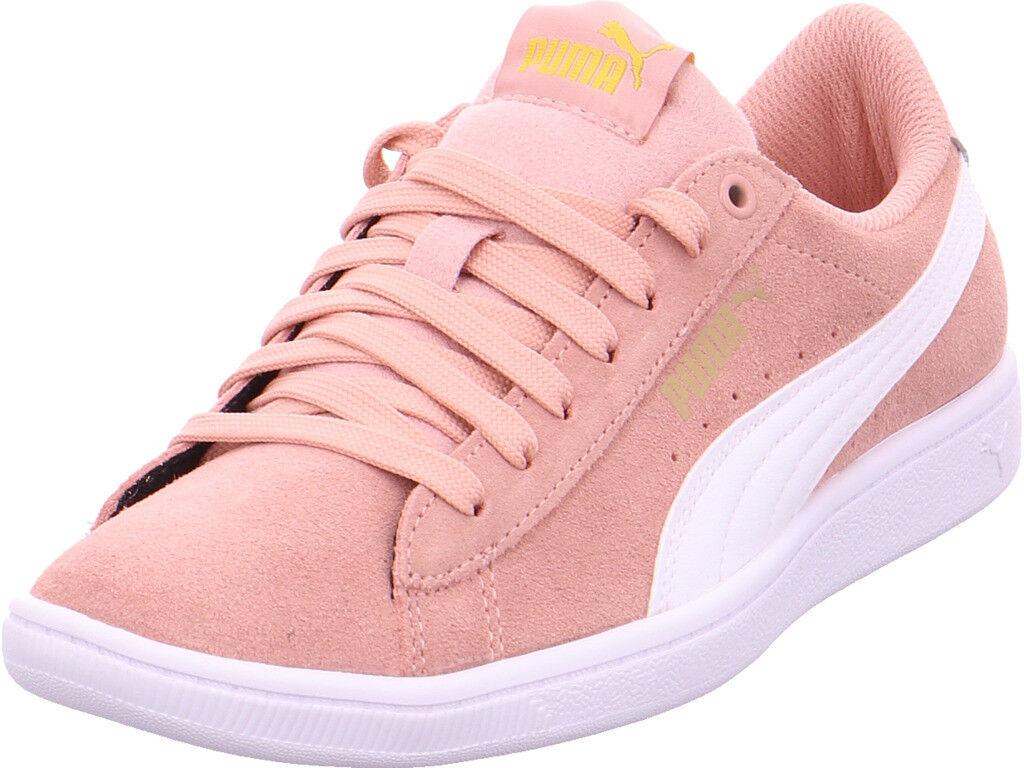 PUMA Da Donna Puma scarpa Vikky mezza scarpa Puma ROSSO 690602