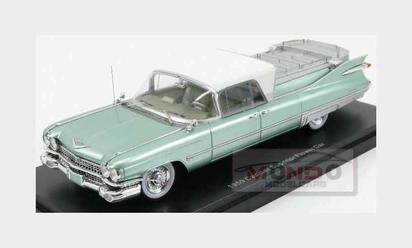 Cadillac s & s superior landau carro funebre beerdigung auto neoscale 1 43 neo45263 mo