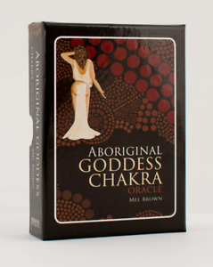 Aboriginal-Chakra-Goddess-Oracle-Tarot-CARD-DECK-Booklet-ROCKPOOL