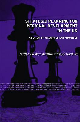 Strategic planning for regional development in the uk (Natural and Built Enviro