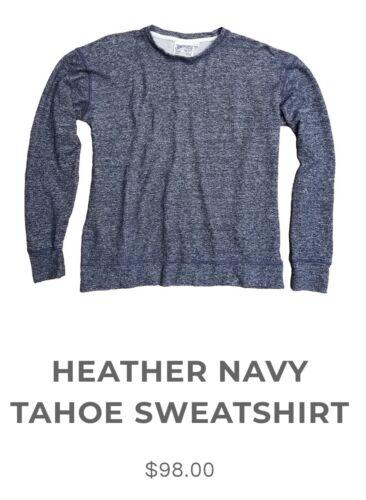 Jungmaven Hemp Tahoe Sweatshirt