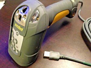 Eccellente-Motorola-DS3508-SR-USB-Symbol-2D-Scanner-Codice-a-Barre-i-requisiti-per-il-17-di-sconto