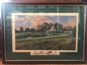 Linda-Hartough-14th-Hole-Oakmont-Country-Club-Golf-Print-516-850-2007-US-Open