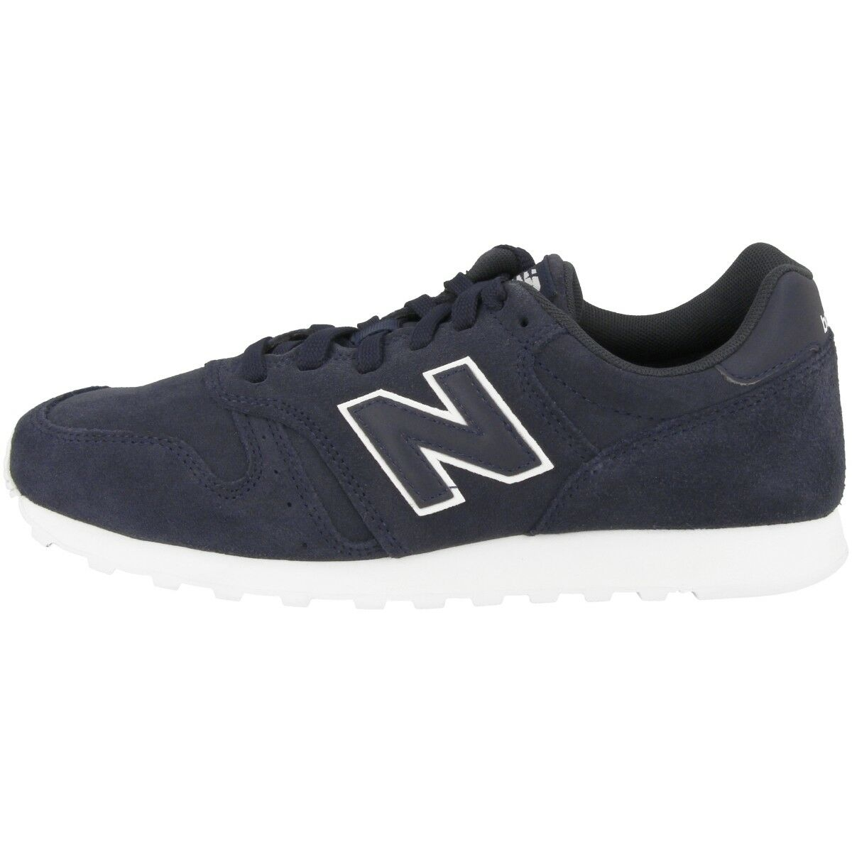New Balance Ml 373 Tm Casual shoes Trainers Retro Sneakers Navy White ML373TM