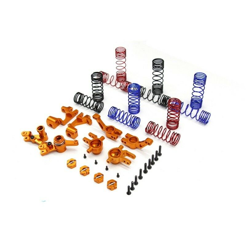 X Spede XPSL929P03 arancia Suspension Tuning Hop up Set Slash Stampede Rally 4wd