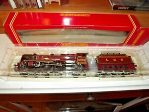 HORNBY-00-GAUGE-R-308-LMS-4-6-4-LOCO-PATRIOT-CLASS-034-LORD-RATHMORE-034