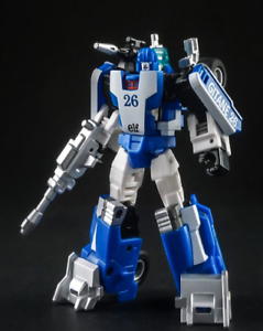New Transformers Iron Factory IF EX-37 Phantom Mini Mirage action Toy in stock !