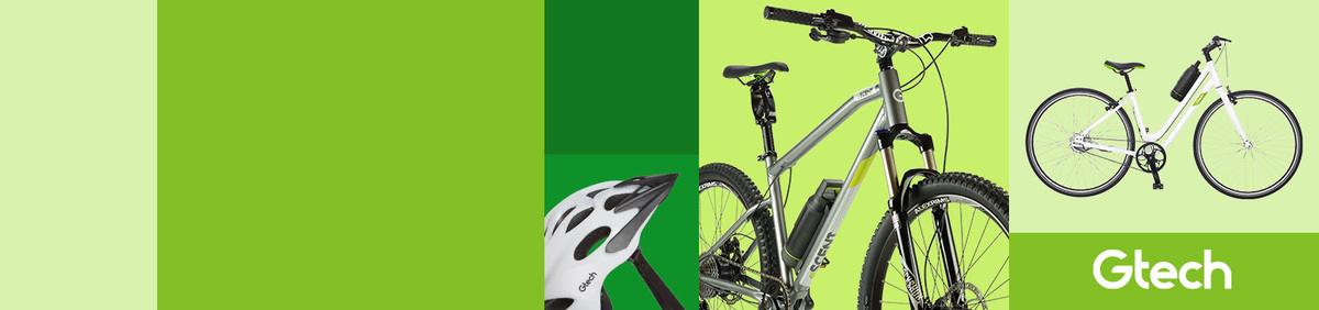 Shop event Save over 30% on good-as-new ebikes Shop the range from Gtech