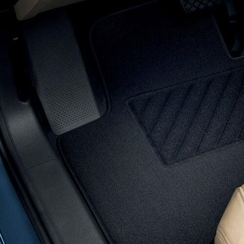 4-Ceco-frase VOLKSWAGEN tessile Tappetino Polo V anteriore e posteriore