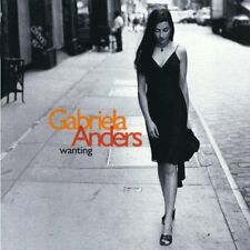 GABRIEL ANDERS - Wanting - CD New Sealed