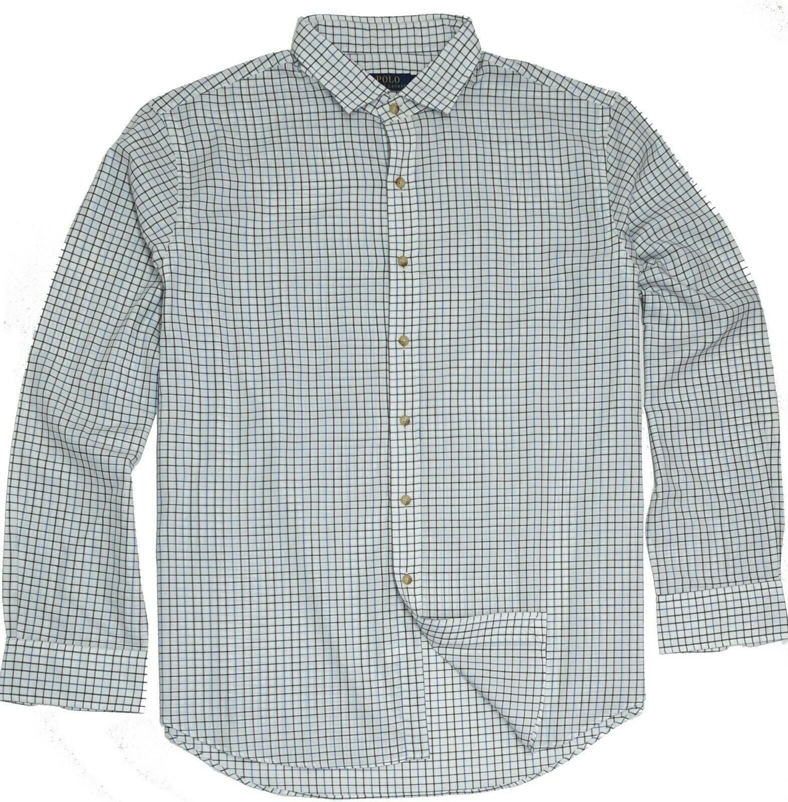 Polo Ralph Lauren Mens Shirt Long Sleeve  XXL