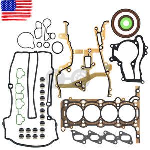 Cylinder Head Gasket Set Fits Buick Encore Chevrolet Sonic  HS54898