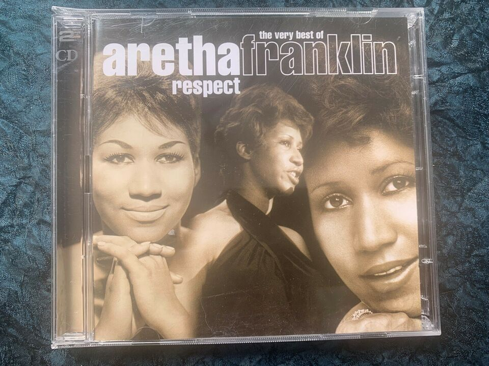 Aretha Franklin: The Very Best of Aretha Franklin, andet