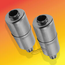 "2 Mufflers 3/4""  Pipe Thread 5 To 7 HP Engine Fits Tecumseh 32985, Lesco 050142"