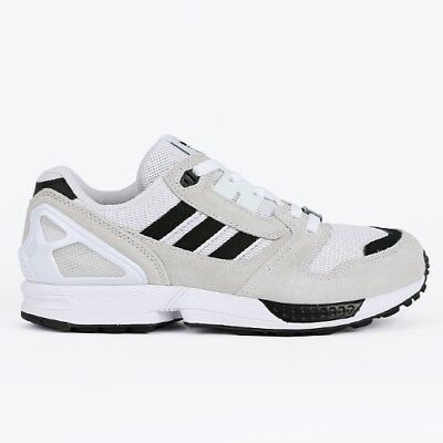 huge selection of 7995e d3975 New Adidas Unisex Originals ZX 8000 Athletic Shoes Sneakers-  White/Black(S82819) | eBay