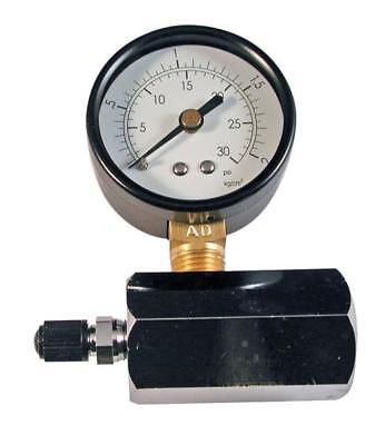 "NEW DANCO 61700 2"" DIAMETER 0-30 PSI GAS TEST PRESSURE GAUGE 3/4"" FPT 1983345"