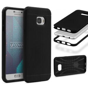 Samsung-Galaxy-c5-Housse-de-Protection-Carbone-Style-Carbone-Optique-TPU-Case-Cover-etui