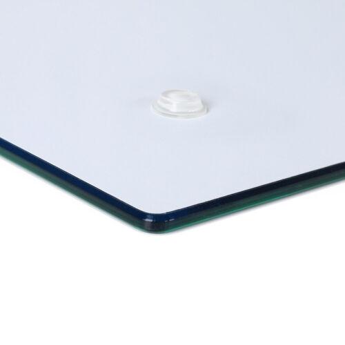 Glas-Herdabdeckplatte Ceranfeldabdeckung 2x40x52 Zweiteilig Kräuter in Töpfen