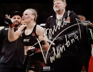 VALENTINA-SHEVCHENKO-Autographed-Signed-UFC-8x10-Photo-REPRINT