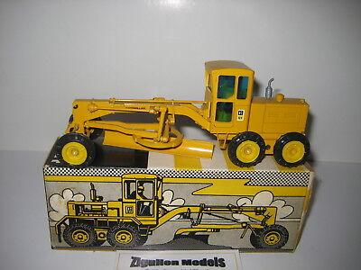 Modellbau SchöN Caterpillar 12 F Grader Pacman #286.5 Gescha 1:50 Ovp 100% Garantie Baufahrzeuge