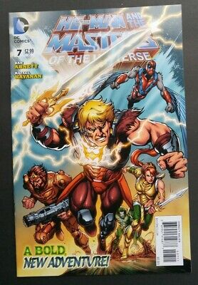 He-Man and the Masters of the Universe #7 DC Comics NM 2013