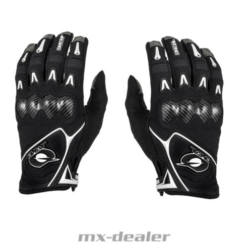 Oneal Butch Carbon Handschuhe MTB DH MX Motocross Cross Enduro Quad Supermoto b