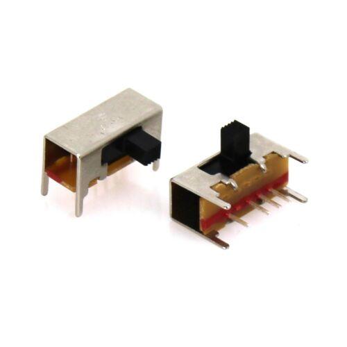 Te Connectivity mhs133ra04 cursor 3 posición sp3t 300 ma 125 V 50 unid.