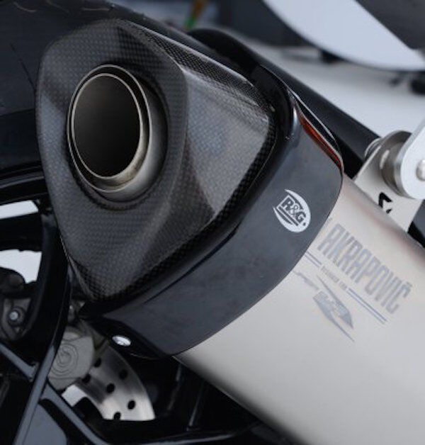 r&g ESCAPE PROTECTOR Akrapovic HEXAGONAL HONDA CROSSRUNNER