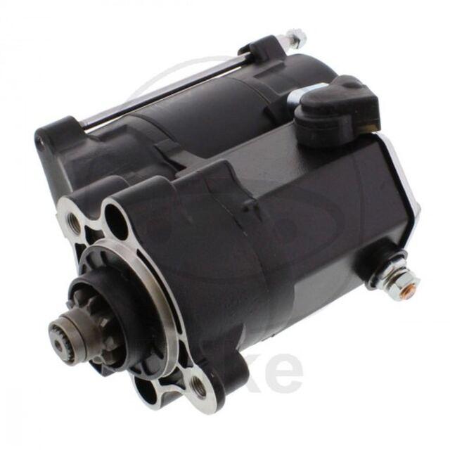 Motor de Arranque 1.4KW Negro 700.06.78 H-D 1200 Sportster XLC Cust 1996-2015