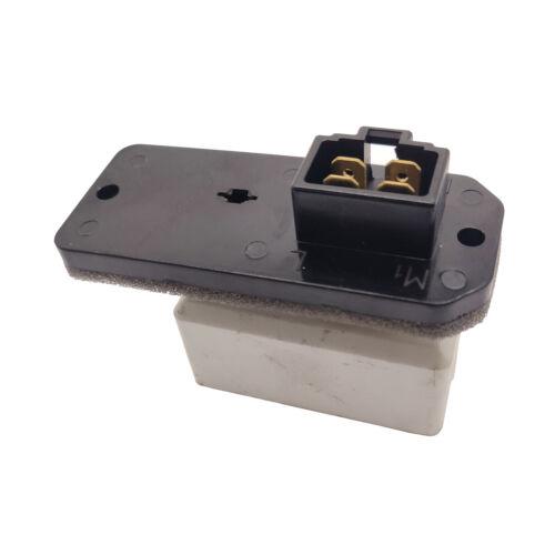 HVAC Blower Motor Resistor for 86-98 Toyota T100 Pickup 4Runner 2.4L 3.0L 3.4L