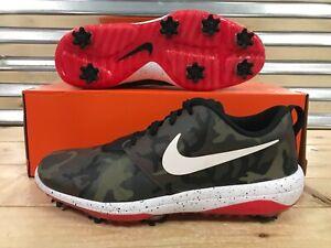new york 4d895 16122 Image is loading Nike-Roshe-G-Tour-NRG-Camo-Golf-Shoes-