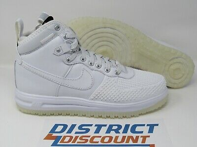 on sale 1c4ea 6f28c ... Baroque Brown army OLV BLK SL 10. Nike Lunar Force 1 Duckboot -  White White 805899 101- Men s Size 10