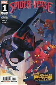 Spider-Verse-Marvel-6-Part-series-1st-printings-Choice-1-6