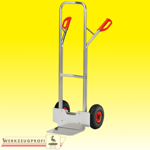 FETRA Alukarre A1325L 200 kg Tragkraft Transportkarre Sackkarre Aluminium Karre